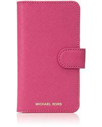 Michael Kors - Folio Phone Case X - Lyst