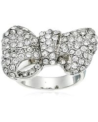 Guess - Stones Ring - Lyst