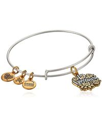 ALEX AND ANI - S Quinceanera Two-tone Bracelet - Lyst