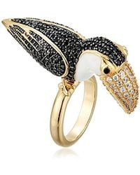 Noir Jewelry - Santos Ring - Lyst