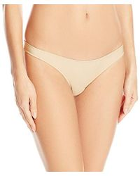 Only Hearts - Second Skins Extreme Thong - Lyst