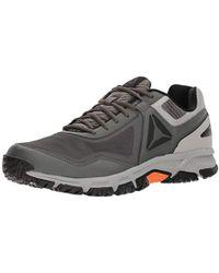 f6db65bb11b Lyst - Reebok Ridgerider Trail 4.0 in Black for Men