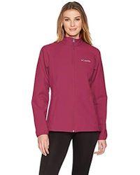 Columbia - Kruser Ridge Ii Softshell Jacket, Water & Wind Resistant - Lyst