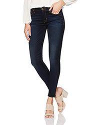 Hudson Jeans - Nico Midrise Ankle Super Skinny Elysium - Lyst