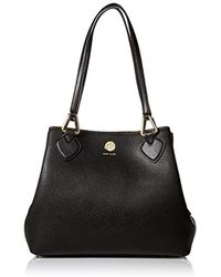 Anne Klein - A Hinge Small 4 Poster - Lyst