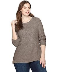 Lucky Brand - Plus Size Niko Pullover Sweater - Lyst