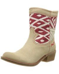 Desigual - Casual Boot - Lyst