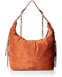 Lucky Brand Jill Hobo Bag Picante Lyst