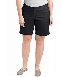 Dickies - Size Relaxed Fit 9 Inch Flat Front Short Plus - Lyst