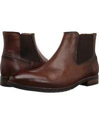 60ee18dbb13 Lyst - Steve Madden Leston Chelsea Boot in Brown for Men