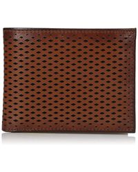 Cole Haan - Washington Grand Lazer Bifold W/passcase - Lyst