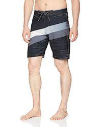 d4cab6b6c1 Rip Curl Mirage 3/2/one Ultimate Boardshorts (navy) Men's Swimwear in Black  for Men - Lyst