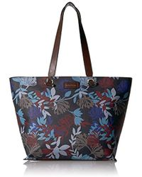 Nautica - Banyan Floral Large Tote - Lyst