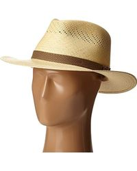 Tommy Bahama - Panama Vent Outback Hat - Lyst