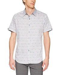 Robert Graham - Cuban Tres Short Sleeve Classic Fit Shirt - Lyst