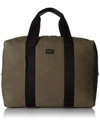 4b966315d5 Lyst - Marc By Marc Jacobs Canvas Duffel Bag with Leather Trim in ...