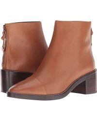 1c30b46df47d79 Cole Haan - 50 Mm Winnie Grand Bootie Waterproof (black Waterproof Leather)  Women s Shoes