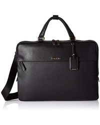 Tumi - Voyageur Leather Westport Slim Brief Briefcase - Lyst