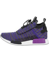 1b4f9249d6d0a Lyst - adidas Originals Nmd R1 Stlt Primeknit Sneakers in Gray for Men
