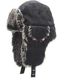 adb92cb5 J.Crew Barbour® Trapper Hat in Green for Men - Lyst