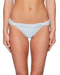 ViX - Ice Bia Tube Full Coverage Bikini Bottom - Lyst