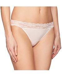 05c3e5f34 Betsey Johnson - Lovely Lace Extra Sexy Back Bikini Panty - Lyst