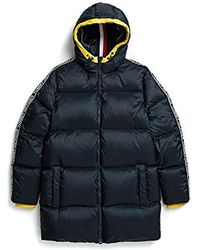 2ffcf0a65 Tommy Hilfiger - Adaptive Ski Jacket With Magnetic Zipper And Hood - Lyst
