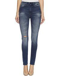 Mavi - Jeans Lucy High Rise Super Skinny - Lyst