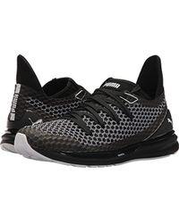 Lyst - Puma Ignite Limitless Netfit Multi Men s Sneakers in White ... 302c8b5b1