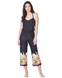 7418fd7eeb2c Trina Turk - T-back Wide Leg Jumpsuit - Lyst