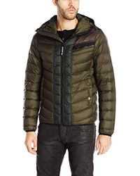 eb68e18b9 Attacc Hooded Down Jacket