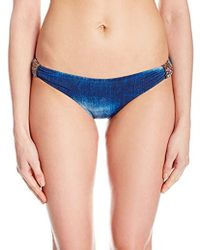 Desigual - Lisa Bikini Bottom - Lyst