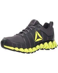 864b537072d099 Lyst - Reebok Zigwild Tr 3 Trail Running Sneakers in Black for Men