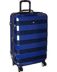 Tommy Hilfiger - Rugby Stripe Hardside Luggage - Lyst