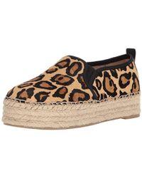 b66c08c54 Lyst - Sam Edelman Carrin Platform Espadrille Slip-on Sneaker - Save 37%