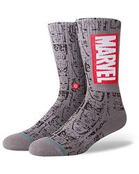 Stance - M546d18mar Marvel Icons Sock - Lyst