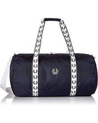 6372464b7 Ellesse Barrel Bag in Black for Men - Lyst