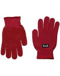 Brixton - Langley Rubber Grip Gloves - Lyst