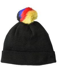 0001eb370 Kangol Rock Art Rev Beanie Pull On Hat in Gray for Men - Lyst