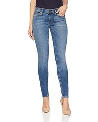 Hudson Jeans - Krista Super Skinny 5 Pocket Jean - Lyst