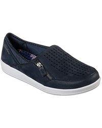 9894ac98013 Skechers - Madison Ave-street Smart Sneaker - Lyst