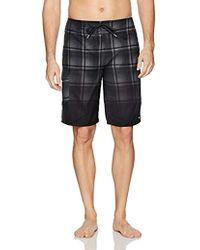 O'neill Sportswear - Santa Cruz Print Boardshort - Lyst