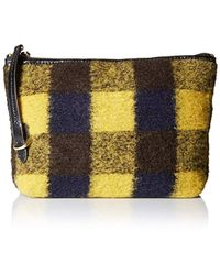 Kelsi Dagger Brooklyn - Commuter Clutch, Plaid Multi - Lyst