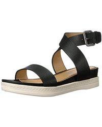Splendid - Julie Platform Sandal - Lyst