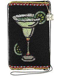 Mary Frances - Salty Crossbody Phone Bag - Lyst