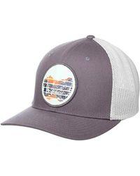 72e92f777b8 Lyst - Supreme Trail Running Hat in Blue for Men