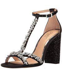 Badgley Mischka - Jewel Carver Dress Sandal - Lyst