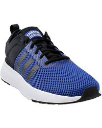 a370520f7a1 Lyst - adidas Neo Cloudfoam Super Daily Leather Sneaker in Black for Men
