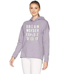 Hanes - Graphic Pullover Hoodie - Lyst