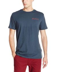 b156af25 Lyst - Sperry Top-Sider Men's Rope Anchor Graphic T-shirt in Gray ...